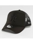 New Era Trucker Caps League Essential NY Yankees svart