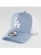New Era Trucker Essential Jersey LA Dodgers modrá