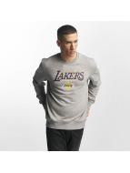 New Era trui Tip Off LA Lakers grijs
