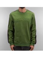 New Era trui Crafted groen