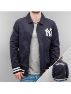 New Era Übergangsjacke MLB NY Yankees blau