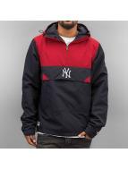 New Era Übergangsjacke MLB Smock NY Yankees blau