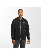 New Era Übergangsjacke Tech Series Oakland Raiders schwarz