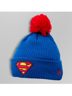 New Era Wintermütze Hero Fill Knit Superman blau