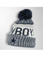 New Era Wintermütze On Fiel NFL Sport Dallas Cowboys blau