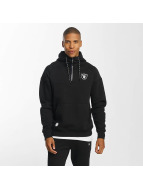 New Era Zip Hoodie Tech Series Oakland Raiders svart