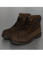 New York Style Boots Basic marrone