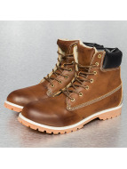 New York Style Chaussures montantes Providence brun