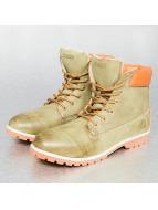 New York Style Chaussures montantes Providence kaki