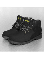 New York Style Chaussures montantes Tacoma noir