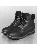 New York Style Chaussures montantes Providence noir