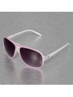 New York Style Lunettes de soleil Sunglasses pourpre