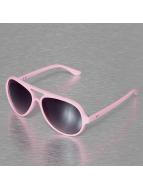 New York Style Lunettes de soleil Sunglasses rose