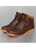 New York Style Sneaker Garland braun