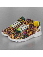 New York Style sneaker Low Top geel