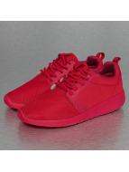 New York Style sneaker Nizza rood