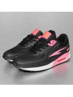New York Style Sneaker Oxnard schwarz