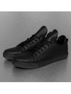 New York Style sneaker Quilt zwart