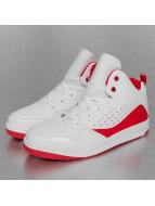 New York Style Sneakers Mid Top beyaz