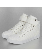 New York Style Sneakers Rivet bialy