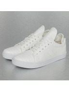New York Style Sneakers Low Top bialy
