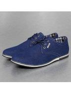 New York Style Sneakers Galway Denim blå