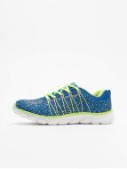 New York Style Sneakers Sport blå