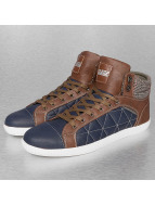New York Style Sneakers Stockton brun