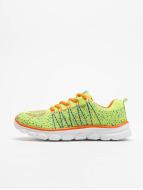 New York Style Sneakers Sport grön