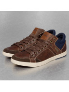 New York Style Sneakers Genua kaki
