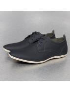 New York Style Sneakers Low niebieski