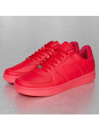 New York Style Sneakers Gilbert red