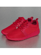 New York Style Sneakers Nizza red