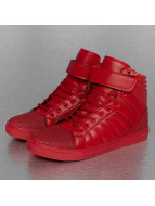 New York Style Sneakers Rivet red