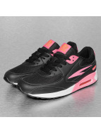 New York Style Sneakers Oxnard svart