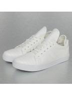 New York Style Sneakers Low Top vit
