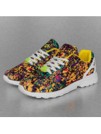 New York Style Sneakers Low Top yellow