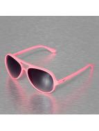 New York Style Zonnebril Sunglasses pink
