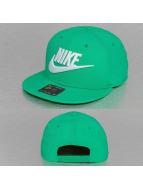 Nike Кепка с застёжкой True зеленый