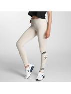 Nike Леггинсы Air W NSW бежевый