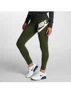Nike Леггинсы NSW Air оливковый