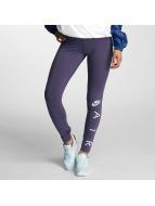 Nike Леггинсы Air W NSW пурпурный