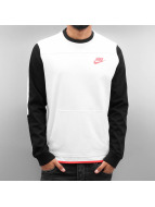 Nike Пуловер Sportswear Advance 15 белый