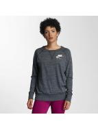 Nike Пуловер Sportswear Crew серый