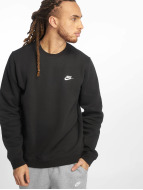 Nike Пуловер NSW Fleece Club черный