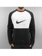 Nike Пуловер NSW BB Air HYB черный