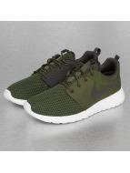 Nike Сникеры Roshe One SE оливковый