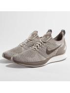 Nike Сникеры Air Zoom Mariah Flyknit Racer серый