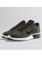 Nike Сникеры Air Max Sequent 2 хаки