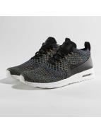 Nike Air Max Thea Ultra Flyknit Sneakers Black/Black/Ivory/Night Purple